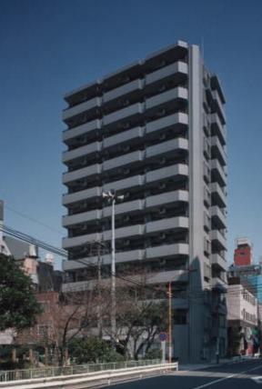 グリーンプラザ錦糸町外観