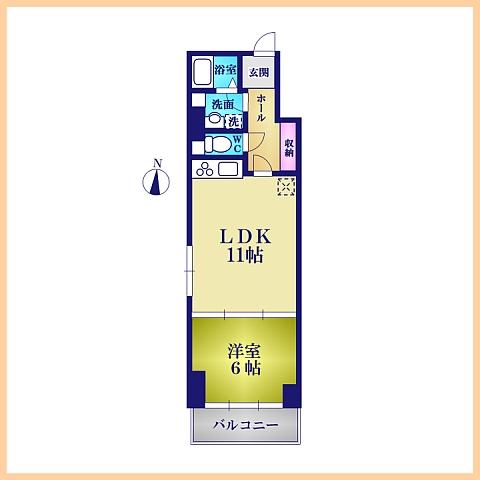 墨田区太平3丁目 1LDK賃貸マンション